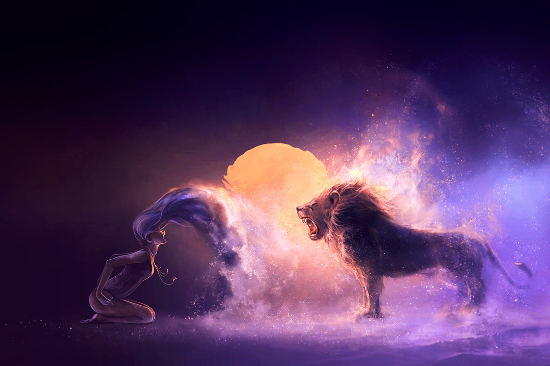 Лунные львы достаточно популярны и востребованы в обществе.